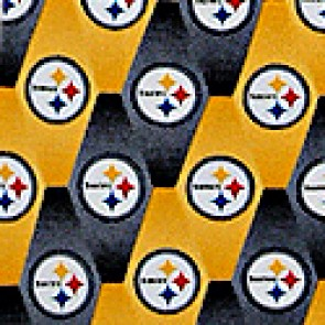 NFL Pittsburgh Steelers Stripe Necktie
