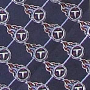 NFL Tennessee Titans Woven Necktie