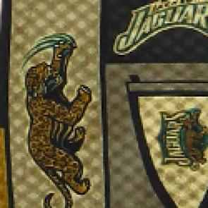 NFL Jacksonville Jaguars Plaid