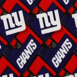 NFL New York Giants Diagonal Necktie