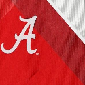 Alabama Crimson Tide Grid Necktie