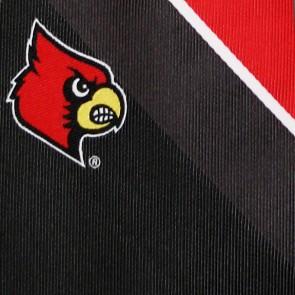 Louisville Cardinals Grid Necktie