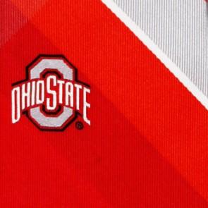 Ohio State Buckeyes Grid Necktie