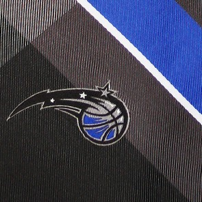 NBA Orlando Magic Grid Necktie
