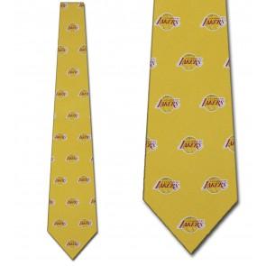 NBA Los Angeles Lakers Prep Necktie