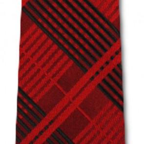 South Carolina Gamecocks Skinny Plaid Necktie