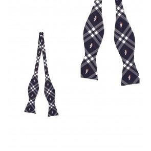 Denver Broncos Self Tie Bow Tie