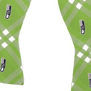 Seattle Seahawks Self Tie Bow Tie