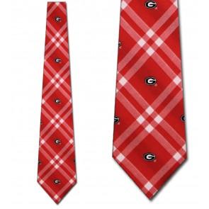 Georgia Bulldogs Rhodes Necktie
