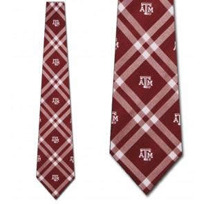 Texas A&M Rhodes Necktie
