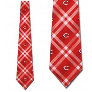 MLB Cincinnati Reds Rhodes Necktie