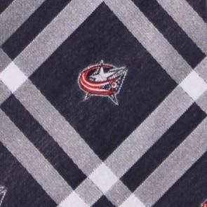 NHL Columbus Blue Jackets Rhodes Necktie