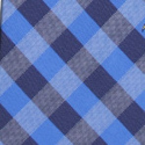 NFL San Diego Chargers Woven Check Necktie