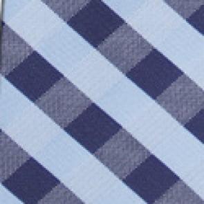 North Carolina Tar Heels Woven Check Necktie