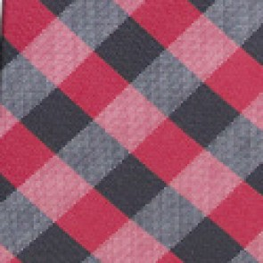 Utah Utes Woven Check Necktie