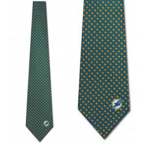 NFL - Miami Dolphins Diamante Necktie
