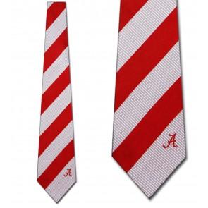 Alabama Crimson Tide Regiment Necktie