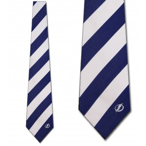 NHL Tampa Bay Lightning Regiment Necktie