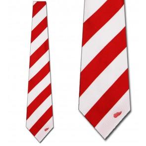 NHL Detroit Red Wings Regiment Necktie