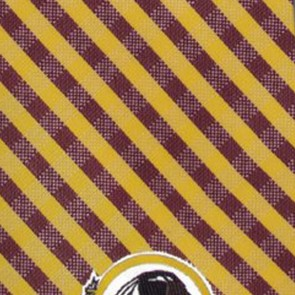 NFL - Washington Redskins Gingham Neckties