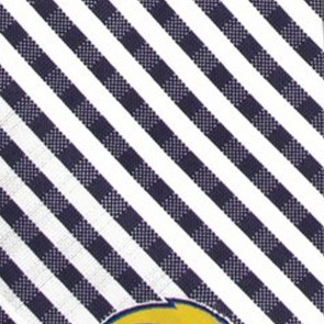NFL - Los Angeles Chargers Gingham Necktie