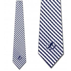 NHL Tampa Bay Lightning Gingham necktie