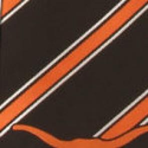 Texas Longhorns Poly Stripe Necktie