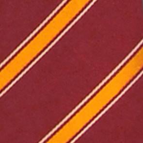 Virginia Tech Hokies Poly Stripe Necktie
