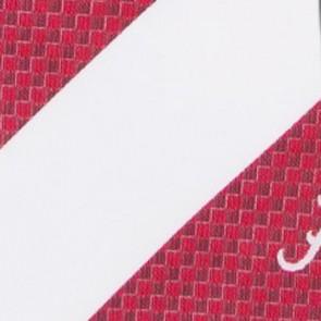 Alabama Crimson Tide Geometric Stripe Necktie