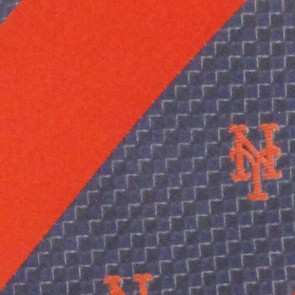 MLB New York Giants Geometric Stripe Necktie