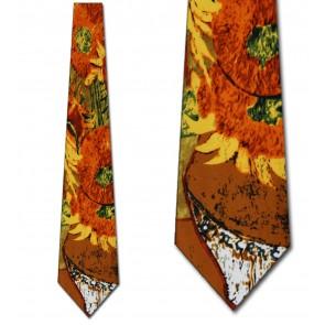 Sunflowers II Necktie