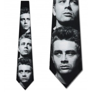 James Dean Images Necktie