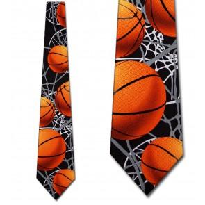 Basketball Zone Necktie