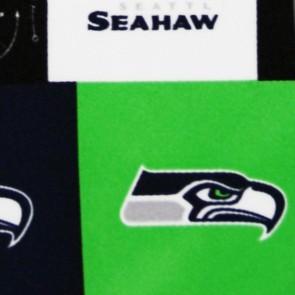 NFL Seattle Seahawks Block Necktie