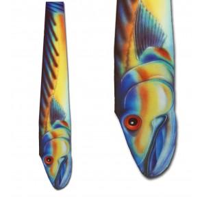 Designer Tuna Fish Necktie