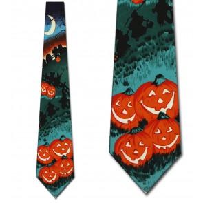 Pumpkin Patch Necktie