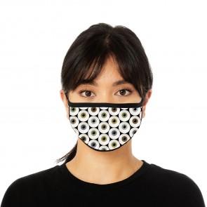 Eyeballs Deluxe Cloth Face Mask
