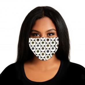 Eyeballs Premium Cloth Face Mask